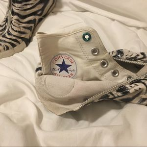 dc293df6a5d Converse Shoes - Converse Chuck Taylor Shroud Snow Tiger Leather